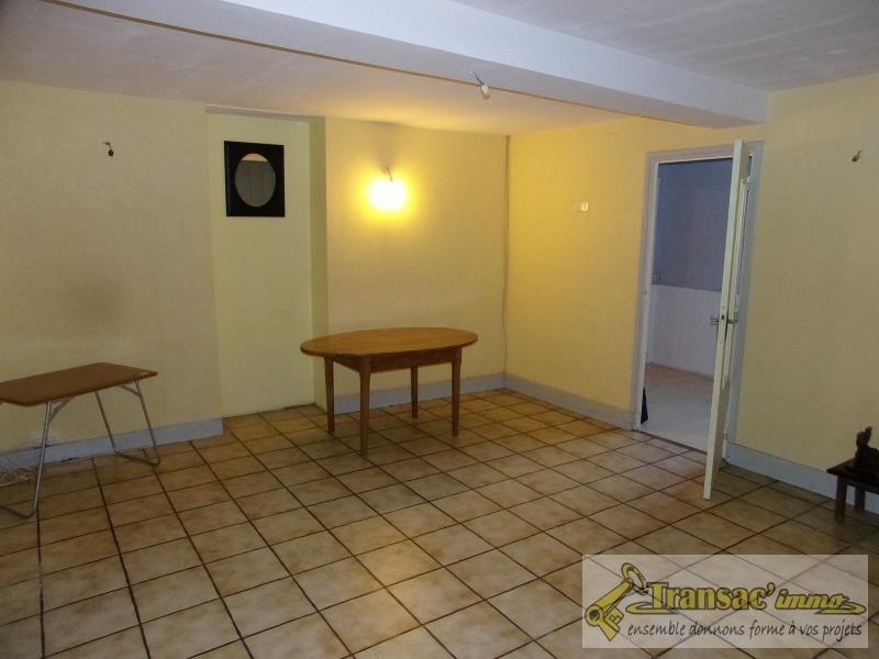 Sale house / villa La monnerie le montel 50000€ - Picture 4