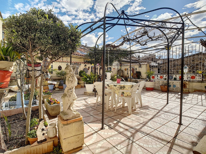 Life annuity house / villa Carpentras 59800€ - Picture 2