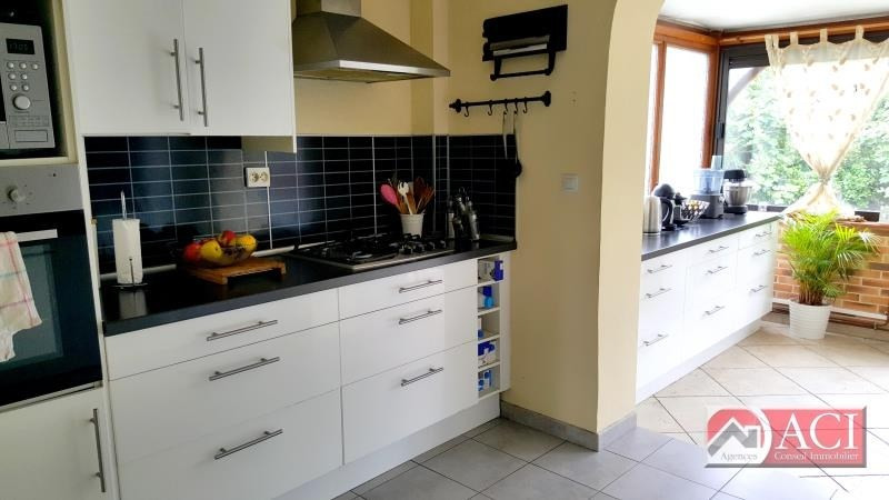 Vente maison / villa Montmagny 360000€ - Photo 4