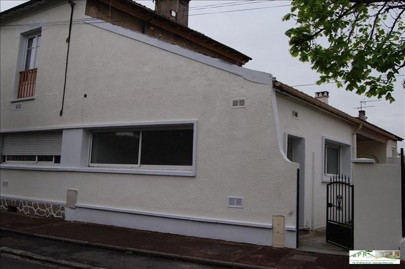 Rental apartment Montgeron 650€ CC - Picture 1