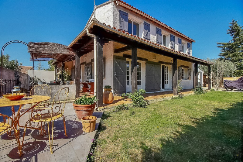 Vente maison / villa Bouillargues 292 500€ - Photo 1