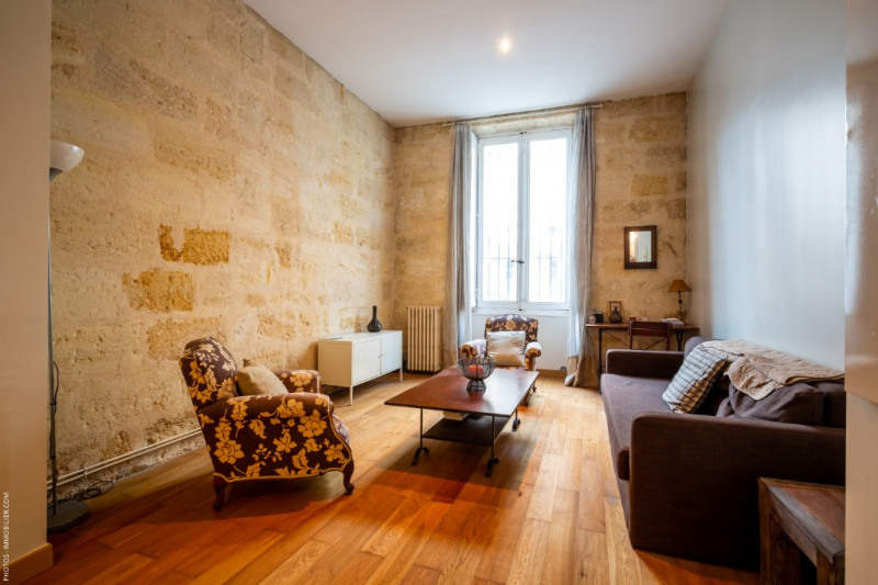 Vente appartement Bordeaux 285 000€ - Photo 1