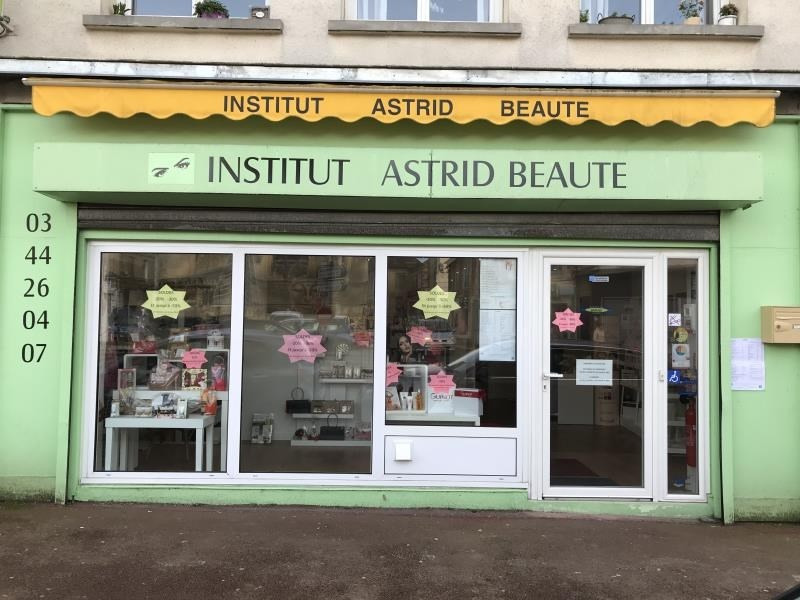 Commercial property sale shop Neuilly en thelle 120000€ - Picture 1
