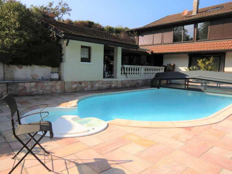 Deluxe sale house / villa Brison saint innocent 630 000€ - Picture 1