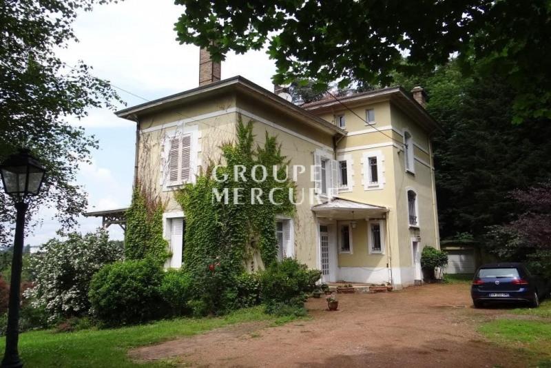 Deluxe sale house / villa Caluire et cuire 1270000€ - Picture 2