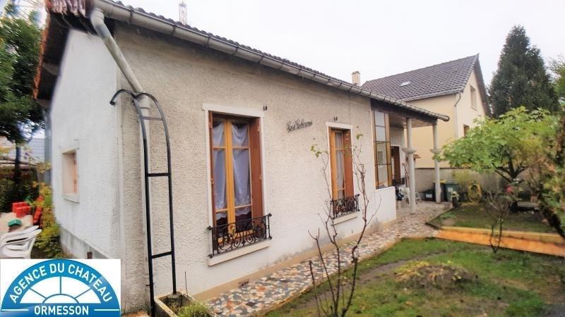 Sale house / villa Villiers sur marne 295000€ - Picture 1