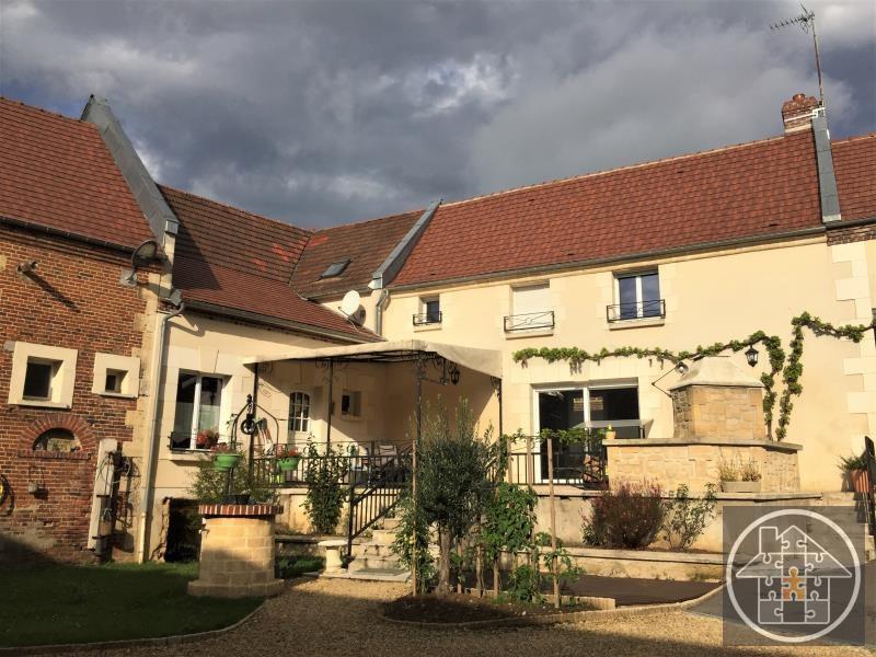 Vente maison / villa Ressons sur matz 262000€ - Photo 1