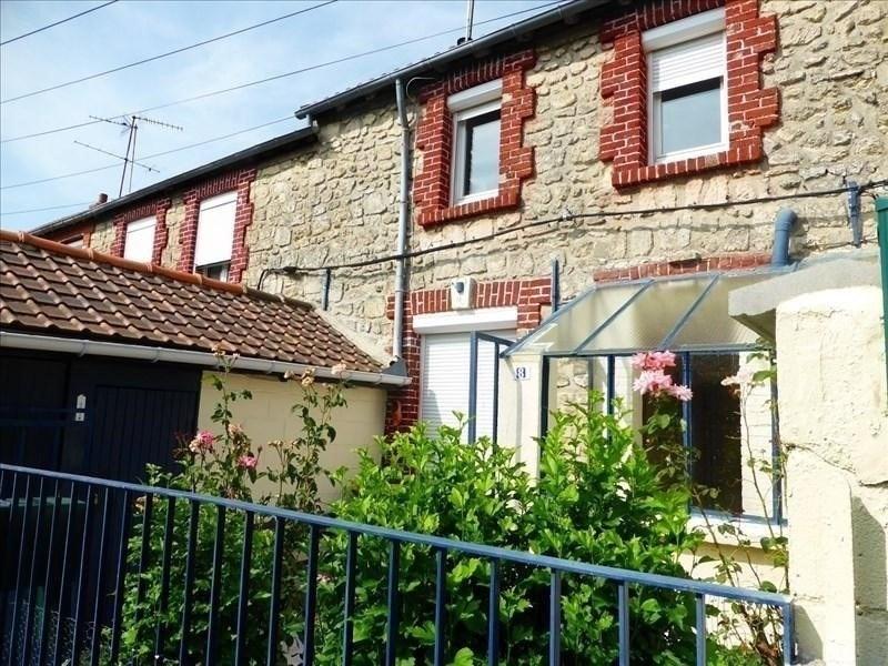 Sale house / villa Crepy en valois 190000€ - Picture 1