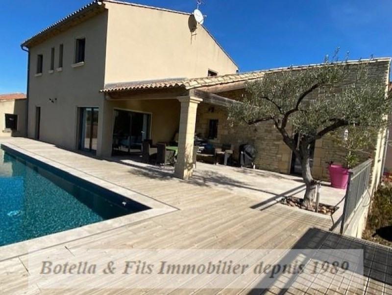 Deluxe sale house / villa Uzes 854000€ - Picture 1