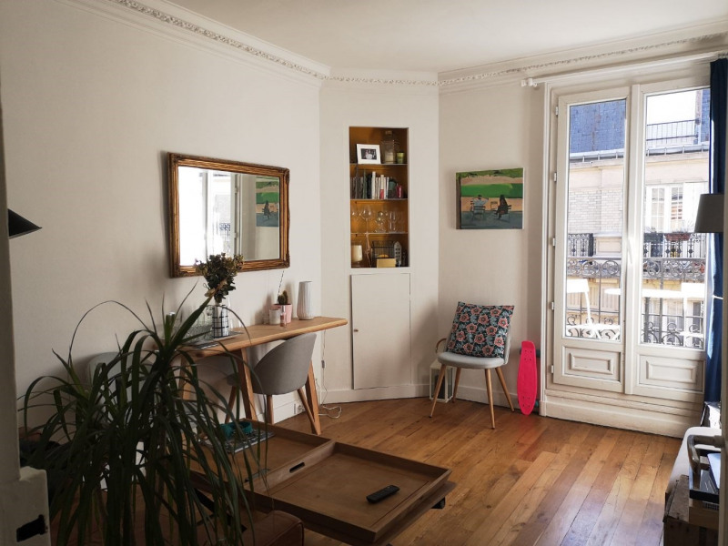 Sale apartment Paris 15ème 389000€ - Picture 2