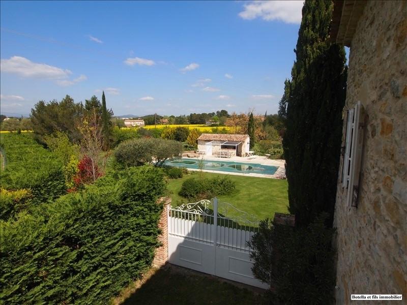 Verkoop van prestige  huis Uzes 795000€ - Foto 5