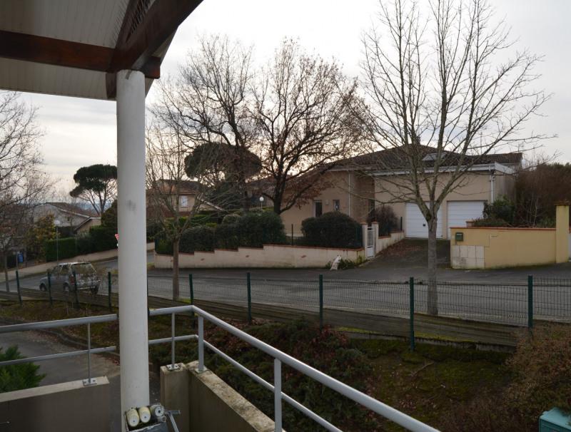 Rental apartment Saint-jean 720€ CC - Picture 1