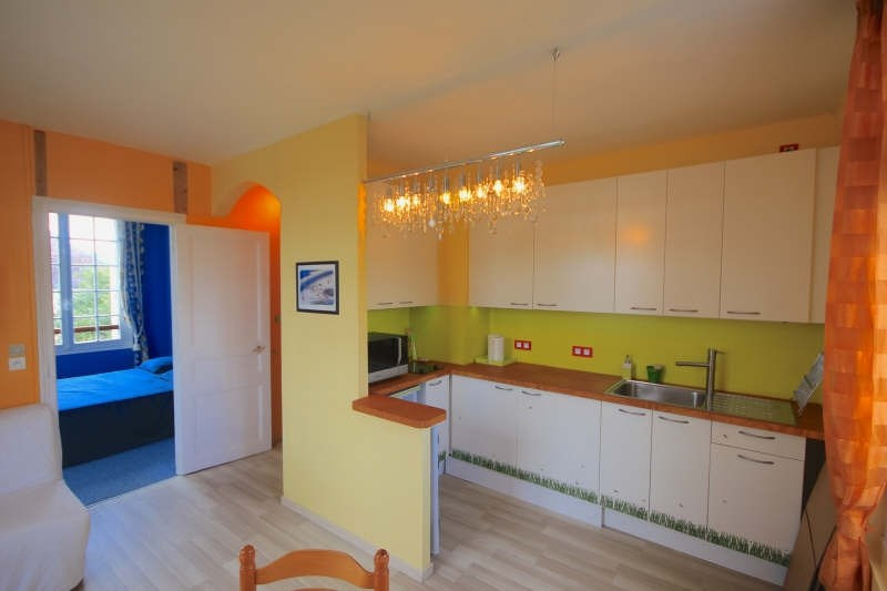 Sale apartment Villers sur mer 91 000€ - Picture 2