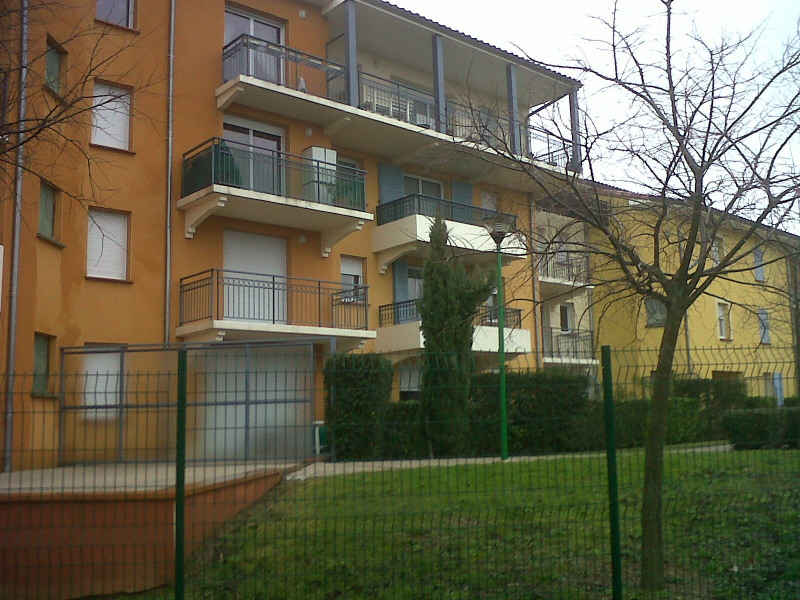 Rental apartment Cugnaux 499€ CC - Picture 5