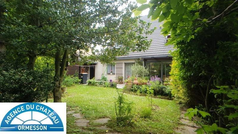 Sale house / villa Noiseau 410000€ - Picture 1