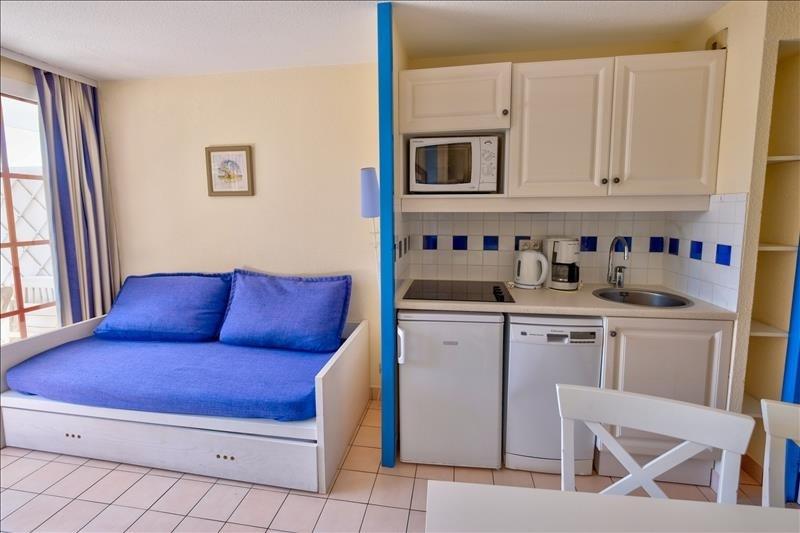 Verkoop  appartement Talmont st hilaire 59900€ - Foto 4