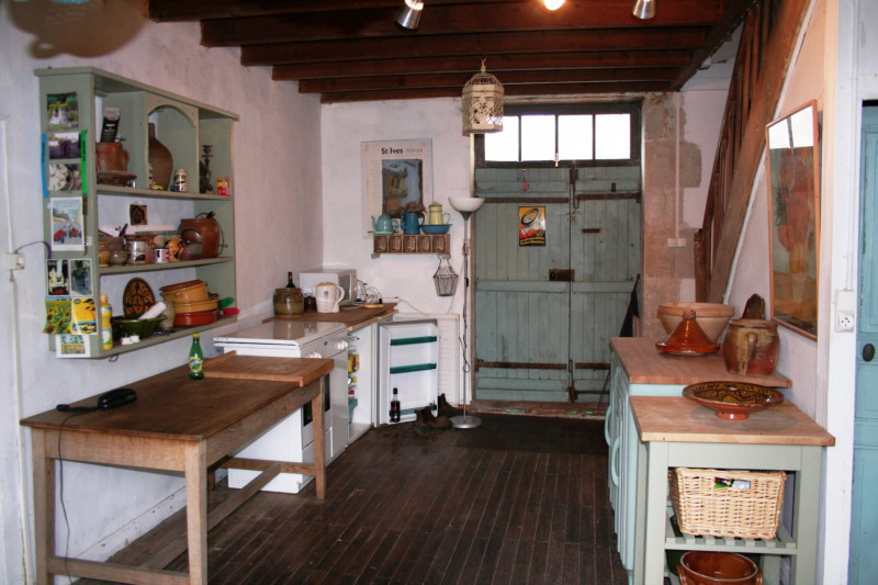 Vente maison / villa Chef-boutonne 60500€ - Photo 4