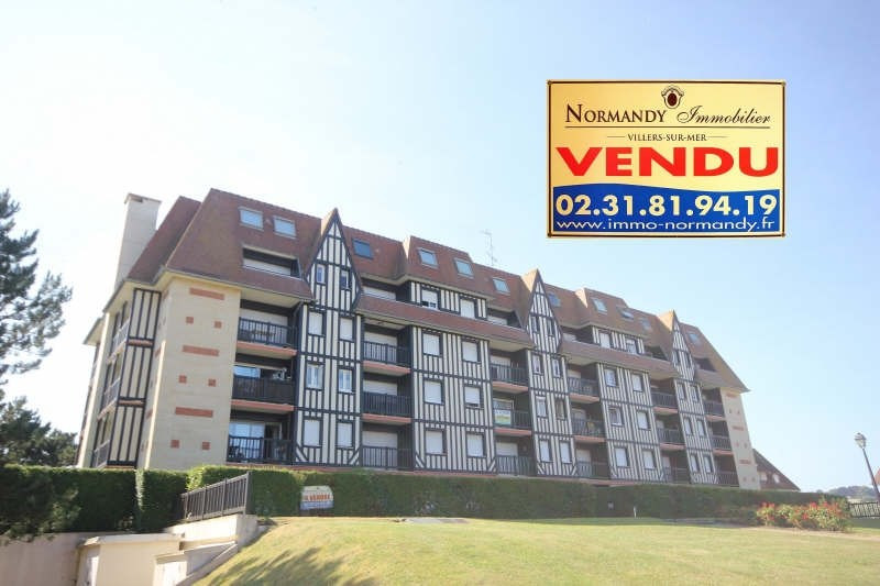 Vente appartement Villers sur mer 164 000€ - Photo 1