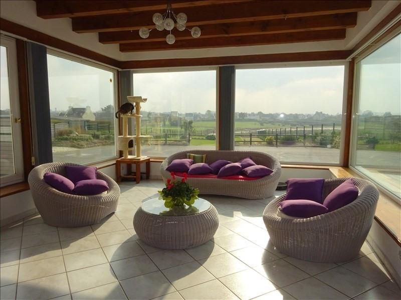 Vente maison / villa Plouguerneau 372000€ - Photo 5