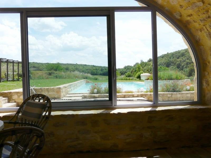 Deluxe sale house / villa Barjac 695000€ - Picture 5