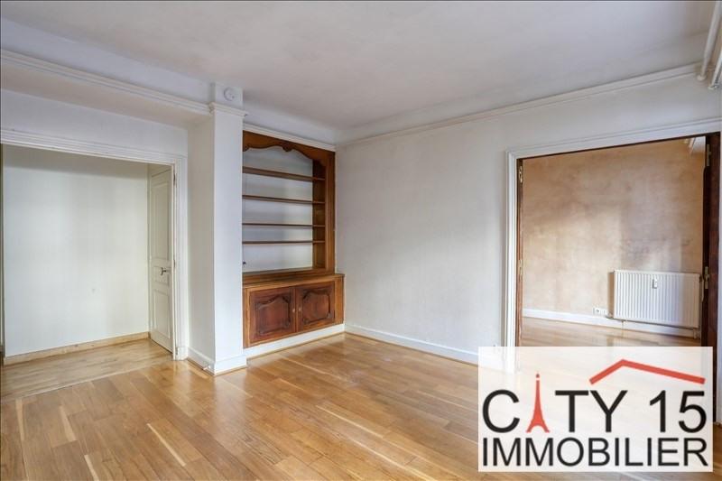 Venta  apartamento Paris 15ème 598000€ - Fotografía 5