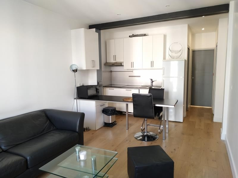 Rental apartment Vincennes 1100€ CC - Picture 1