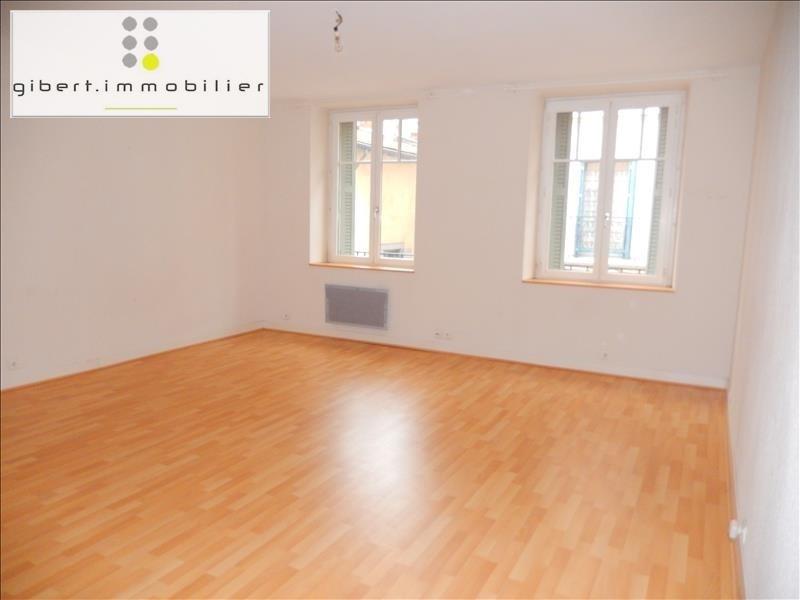 Rental apartment Le puy en velay 281,79€ CC - Picture 1