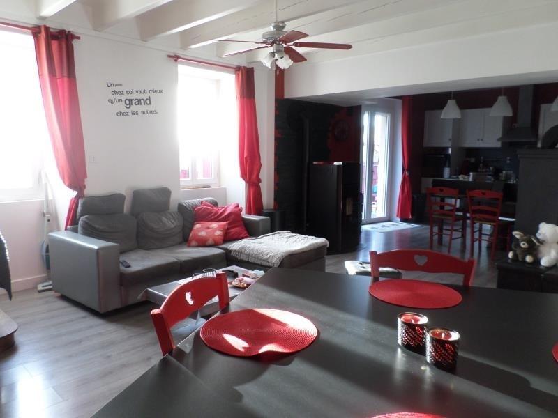 Vente maison / villa Chauvigny 137000€ - Photo 3