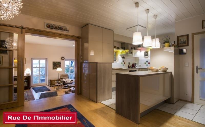 Sale house / villa Niederbronn les bains 337500€ - Picture 2