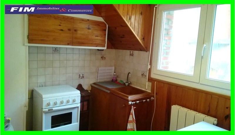 Verkoop  appartement Le treport 35000€ - Foto 1