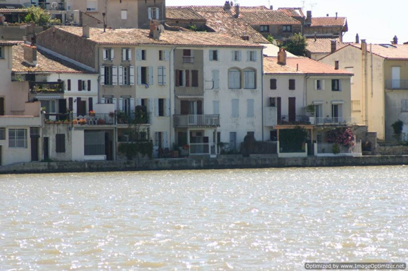 Maison de ville sur le Bassin du Canal du Midi, Castelnaudary