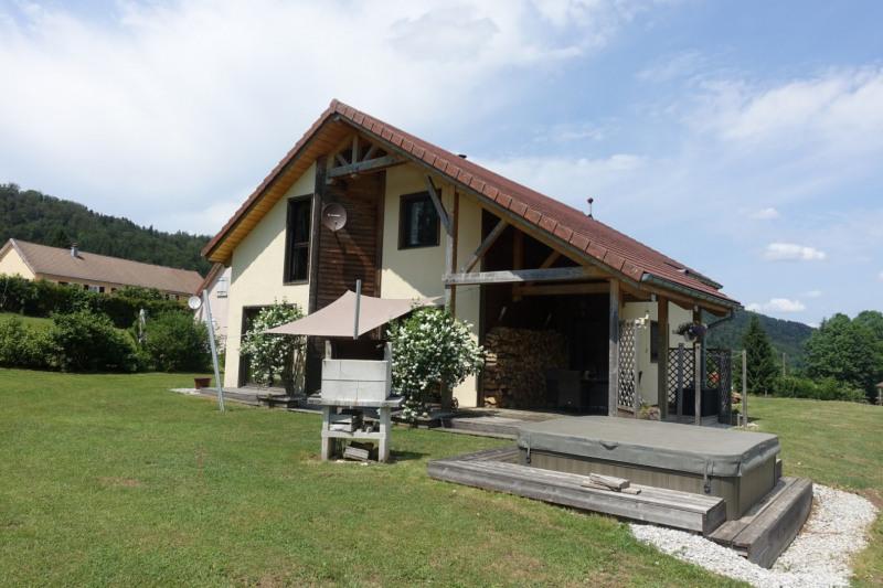 Vente maison / villa La chaux-du-dombief 323000€ - Photo 13