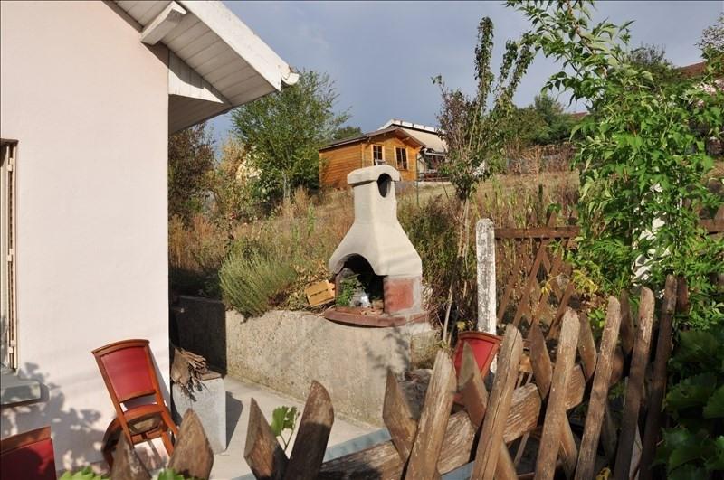 Vente maison / villa Oyonnax 182000€ - Photo 4