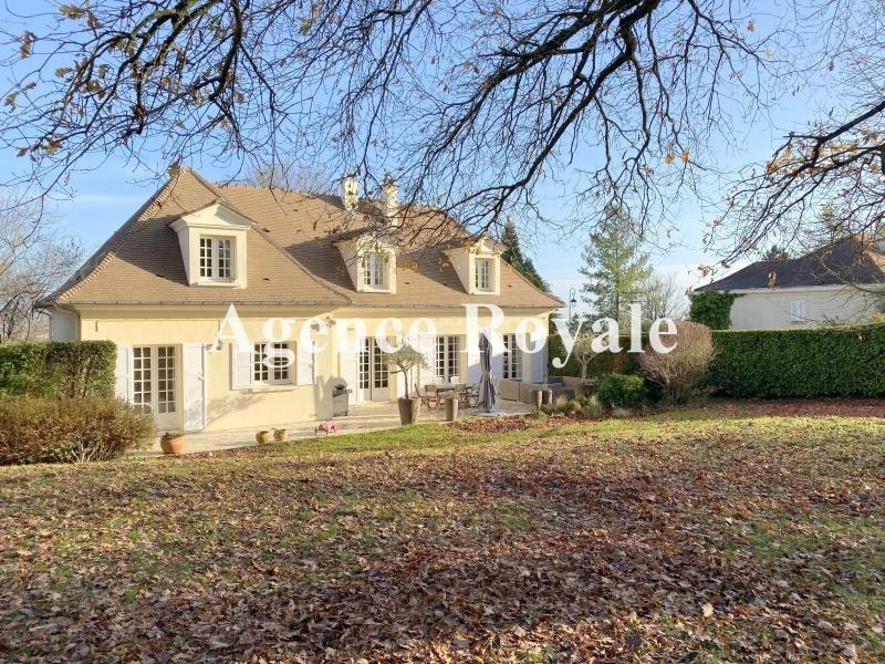 Deluxe sale house / villa St germain en laye 1545000€ - Picture 1