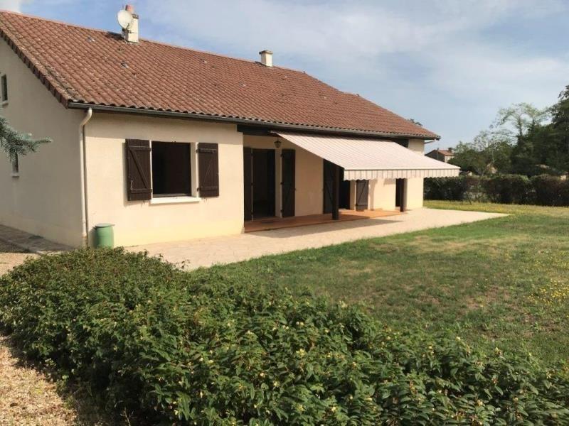 Vente maison / villa Civaux 134000€ - Photo 1