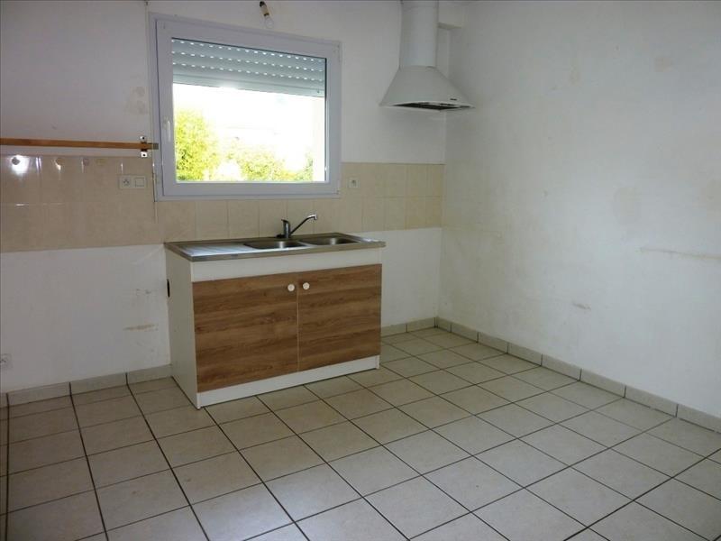 Sale house / villa St aubin du cormier 233000€ - Picture 4