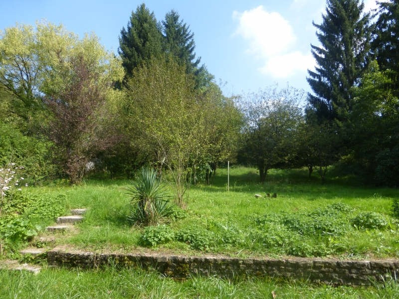 Vente terrain Lusans 23 000€ - Photo 1