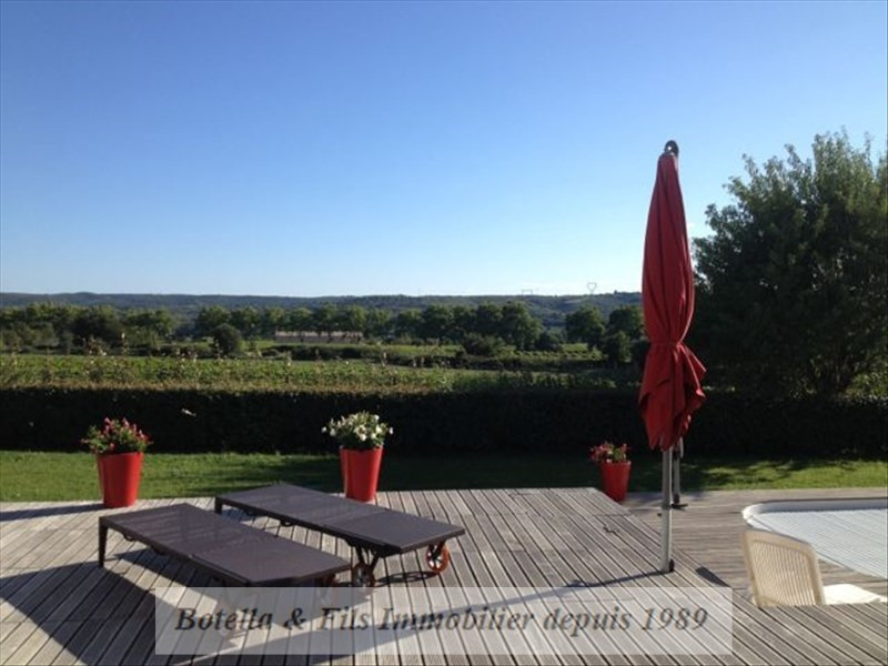 Deluxe sale house / villa Uzes 1 050 000€ - Picture 2