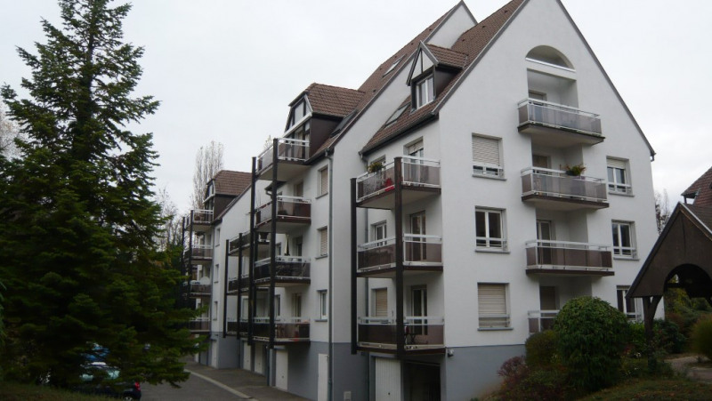 Rental apartment Riedisheim 700€ CC - Picture 7
