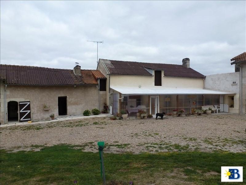 Vente maison / villa St gervais les trois cloch 99510€ - Photo 1