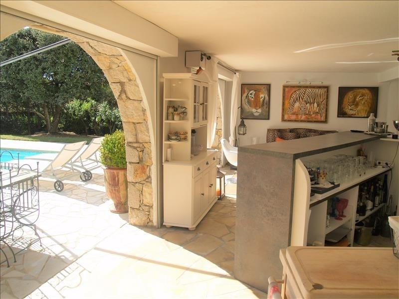 Vente de prestige maison / villa St raphael 1350000€ - Photo 7