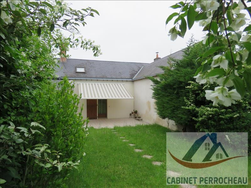 Vente maison / villa La chartre sur le loir 58000€ - Photo 1