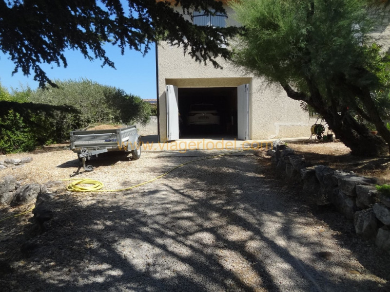 Life annuity house / villa Theziers 70000€ - Picture 22