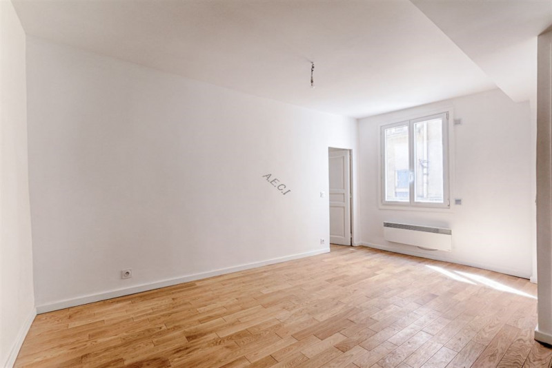 Vente de prestige appartement Paris 3ème 495 000€ - Photo 2