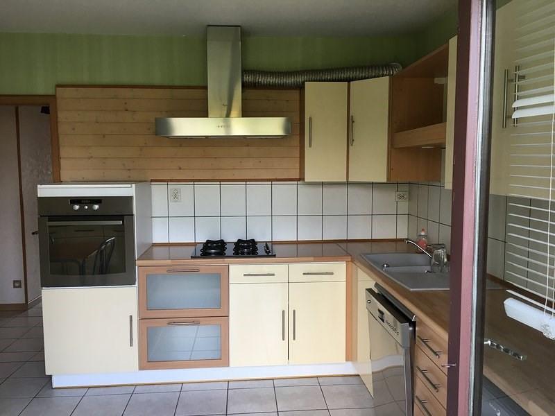 Sale apartment Fegersheim 168000€ - Picture 4