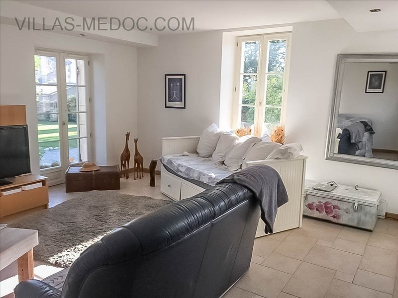 Vente de prestige maison / villa Saint germain d'esteuil 599 000€ - Photo 6