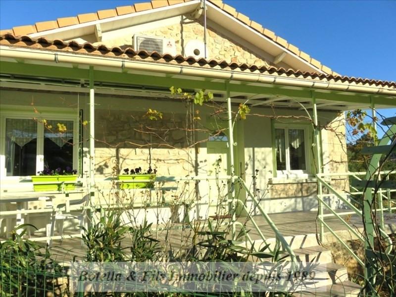 Verkoop  huis Largentiere 165000€ - Foto 1