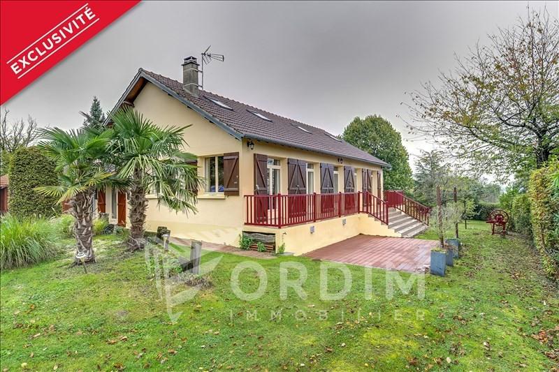 Vente maison / villa Toucy 185500€ - Photo 3