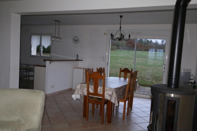 Vendita casa Pezou 162750€ - Fotografia 4