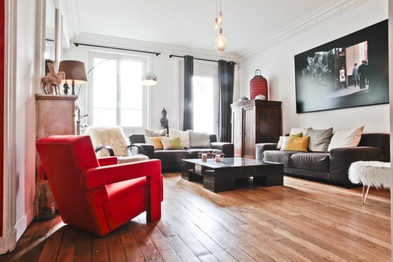 Deluxe sale apartment Paris 16ème 1890000€ - Picture 1